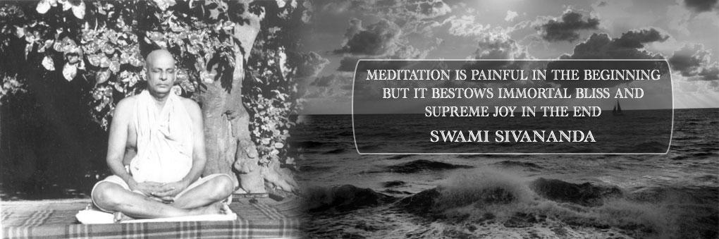 sivananda-meditatie